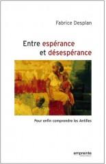 Couverture Entre espérance et désespérance.JPG