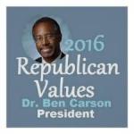 Ben Carson, USA 2016, Dr Ben Carson 2016, Adventiste, Primaires Républicaines,