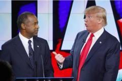 Ben Carson, Eglise adventiste du  septième jour, Donald Trump