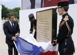 Nicolas Sarkoz; Abolition de l'esclavage, Commémoration des abolitions de l'esclavage; 10 mai;23 mai