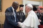 Ganoune Pape François, Ganoune Pope Francis