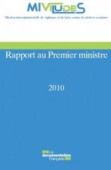 Rapport Miviludes 2011, Sectes apocalyptiques, Télécharger le rapport contre les sectes, télécharger le rapport Miviludes, Eglise adventiste, secte, 2012 fin du monde, adventisme, fin des temps